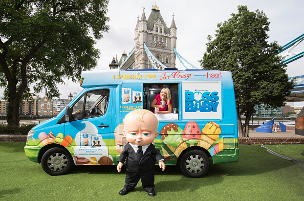 映画・DVD「Kate Thornton Launches 'Boss Baby' Summer Tour - Photocall」:写真・画像(13)[壁紙.com]