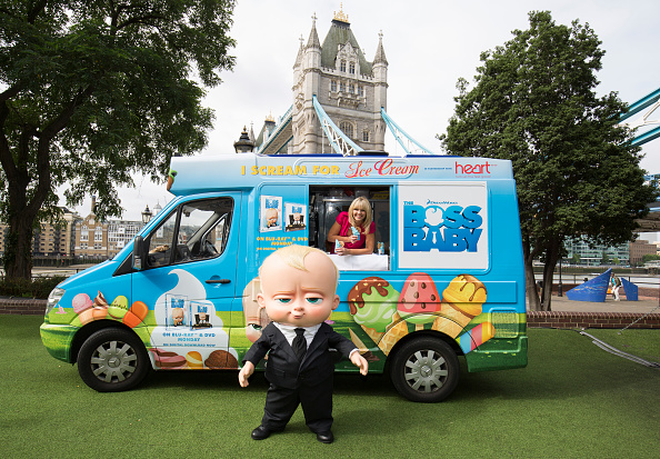 映画・DVD「Kate Thornton Launches 'Boss Baby' Summer Tour - Photocall」:写真・画像(7)[壁紙.com]