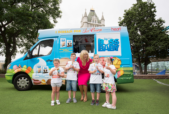映画・DVD「Kate Thornton Launches 'Boss Baby' Summer Tour - Photocall」:写真・画像(4)[壁紙.com]