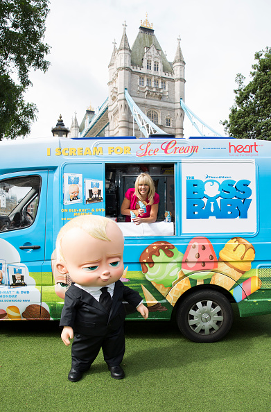 映画・DVD「Kate Thornton Launches 'Boss Baby' Summer Tour - Photocall」:写真・画像(1)[壁紙.com]