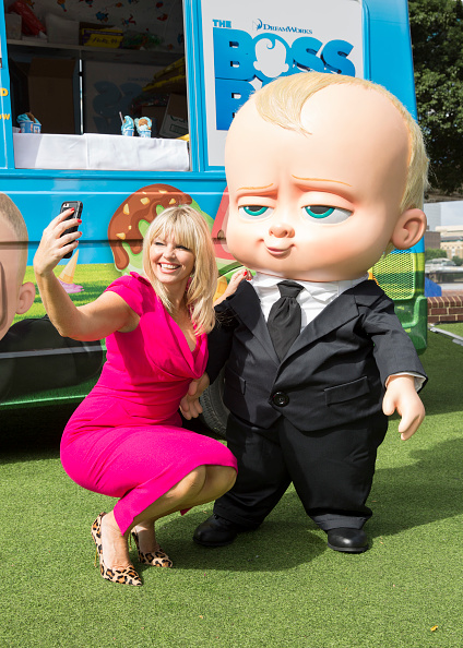 映画・DVD「Kate Thornton Launches 'Boss Baby' Summer Tour - Photocall」:写真・画像(10)[壁紙.com]
