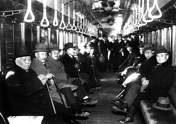 Railroad Car「Commuters」:写真・画像(9)[壁紙.com]