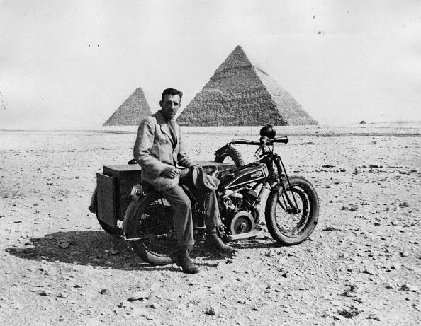 Exploration「Motorbike Traveller」:写真・画像(4)[壁紙.com]