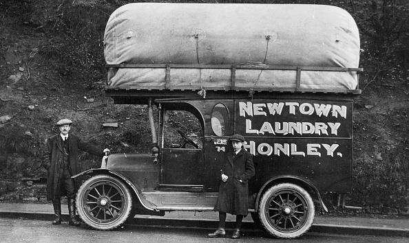 Transportation「Laundry Van」:写真・画像(19)[壁紙.com]