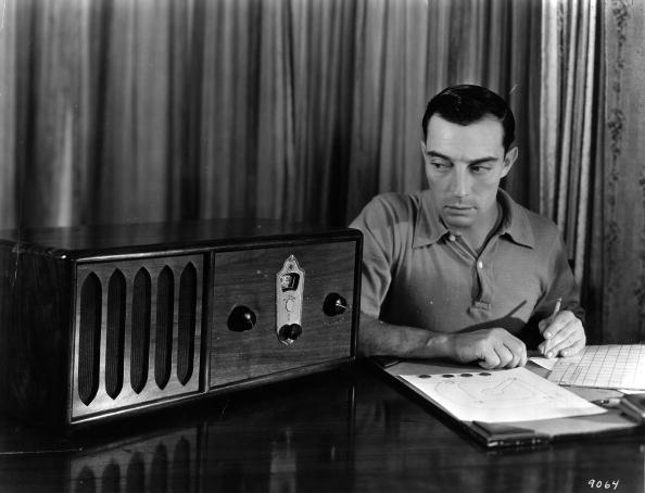 Comedy Film「Buster Keaton」:写真・画像(1)[壁紙.com]