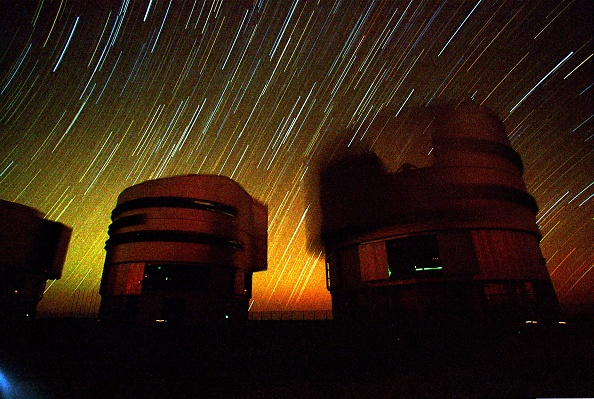 Starry sky「CHL: VLT Observatory」:写真・画像(19)[壁紙.com]