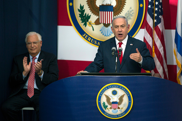 David Friedman「U.S. Embassy Formally Opens In Jerusalem On 70th Anniversary Of State Of Israel」:写真・画像(0)[壁紙.com]
