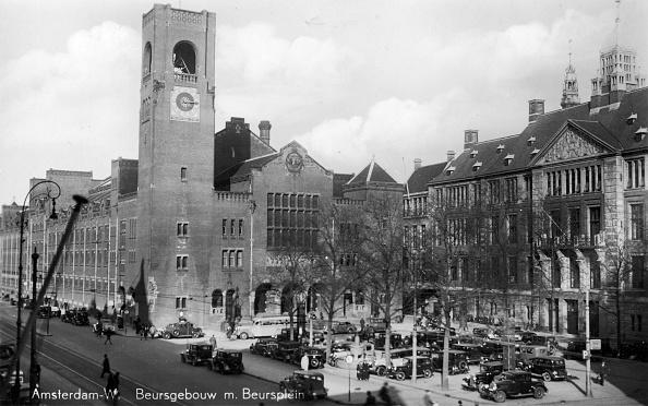 アムステルダム「Amsterdam Exchange」:写真・画像(10)[壁紙.com]