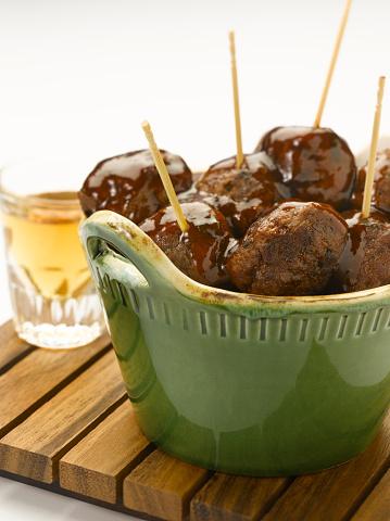ウィスキー「Holiday Whiskey Meatballs」:スマホ壁紙(2)