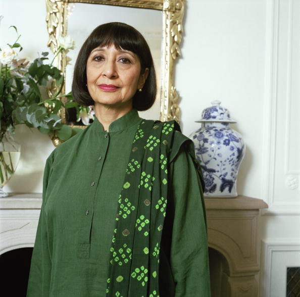 Asian and Indian Ethnicities「Madhur Jaffrey」:写真・画像(9)[壁紙.com]