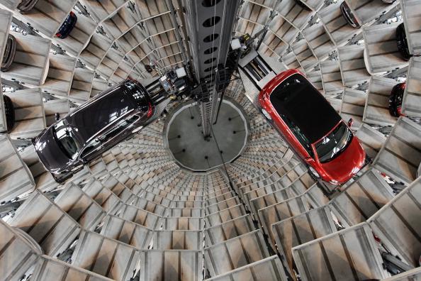 Volkswagen Autostadt「Volkswagen AG Presents Financial Results For 2010」:写真・画像(13)[壁紙.com]