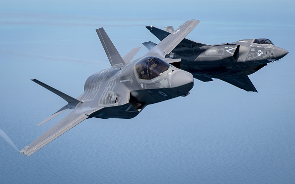 North Carolina - US State「F-35 Lightning II Take To The Skies」:写真・画像(9)[壁紙.com]