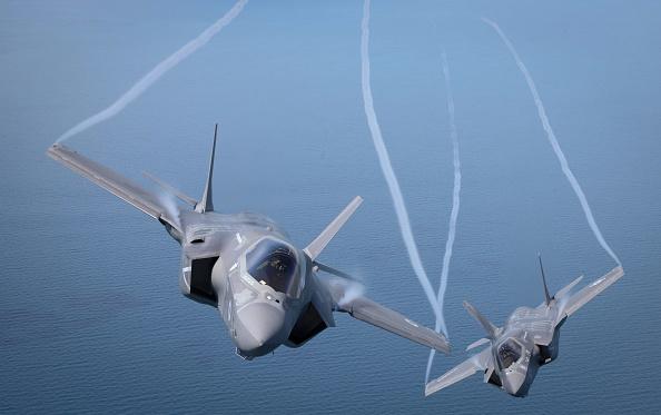 North Carolina - US State「F-35 Lightning II Take To The Skies」:写真・画像(6)[壁紙.com]