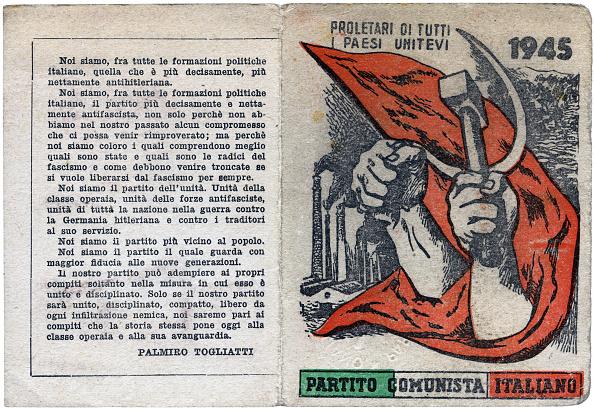 Fototeca Storica Nazionale「ITALIAN COMMUNIST PARTY」:写真・画像(2)[壁紙.com]