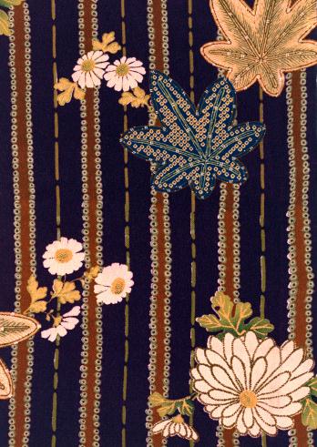 Kimono「Yuzen」:スマホ壁紙(18)
