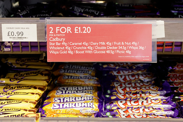 Sugar - Food「UK Government Makes New Bid To Tackle Obesity After Link to Covid-19 Mortality」:写真・画像(8)[壁紙.com]