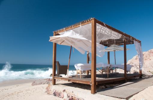 Resort「Seaside Massage Cabana at a Resort (Los Cabos, Mexico)」:スマホ壁紙(13)