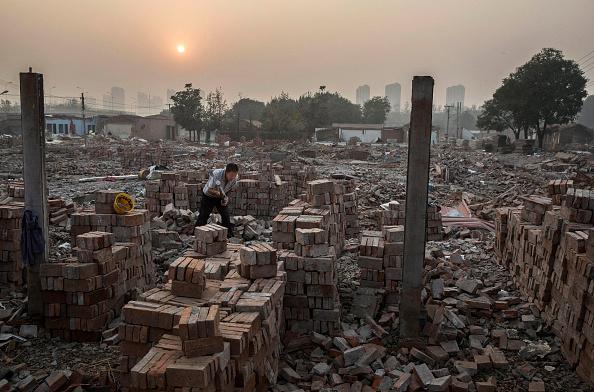 Finance and Economy「Villages Demolished to Make Way for Beijing Expansion」:写真・画像(10)[壁紙.com]