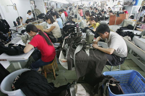 Clothing「EU And United States Move To Block China Textile Exports」:写真・画像(18)[壁紙.com]