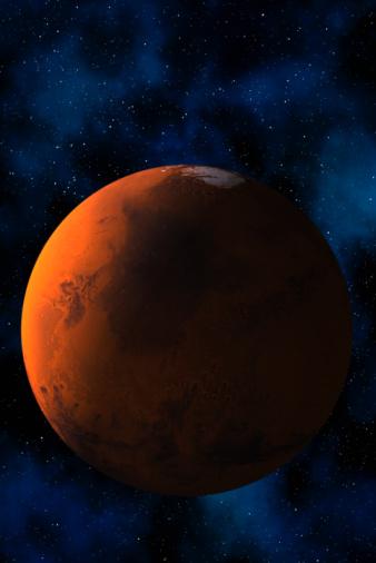 Solar System「Planet mars」:スマホ壁紙(12)