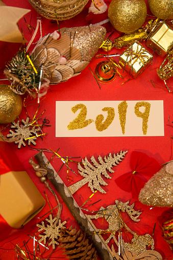 Sled「New Year gift」:スマホ壁紙(1)