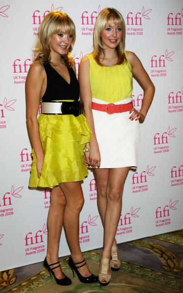 Yellow「The FiFi UK Fragrance Awards 2008 - Arrival Boards」:写真・画像(17)[壁紙.com]