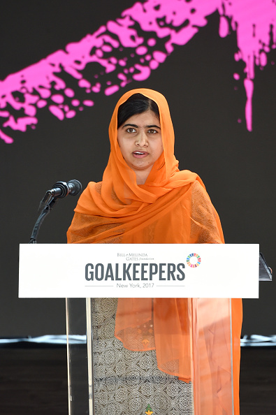 縦位置「Goalkeepers: The Global Goals 2017」:写真・画像(4)[壁紙.com]