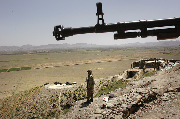 Militant Groups「Army Claims Gains Against Foreign Fighters In South Waziristan」:写真・画像(12)[壁紙.com]