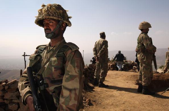 Pakistan「Pakistani Army Retakes Territory From Islamic Militants」:写真・画像(5)[壁紙.com]