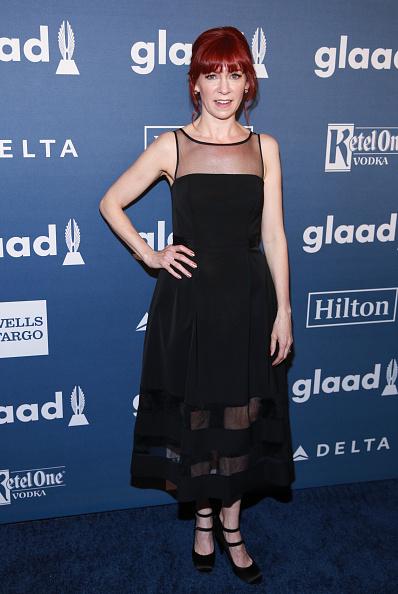 ノースリーブワンピース「27th Annual GLAAD Media Awards - Arrivals」:写真・画像(14)[壁紙.com]