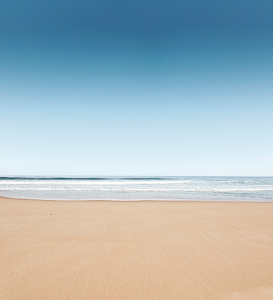 Sea「Ocean Beach」:スマホ壁紙(2)