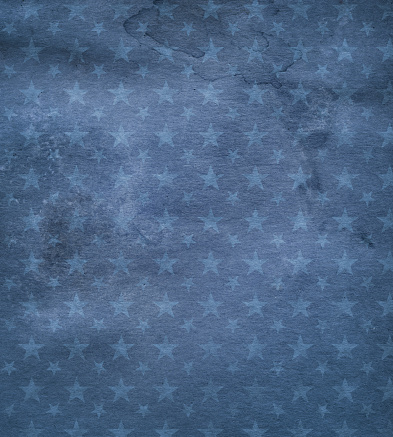 Patriotism「dark blue stained paper with stars」:スマホ壁紙(10)