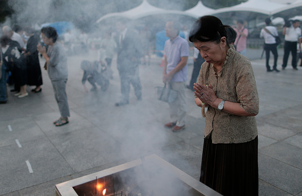 Yuya Shino「Hiroshima Marks the 71st Anniversary of Atomic Bombing」:写真・画像(6)[壁紙.com]