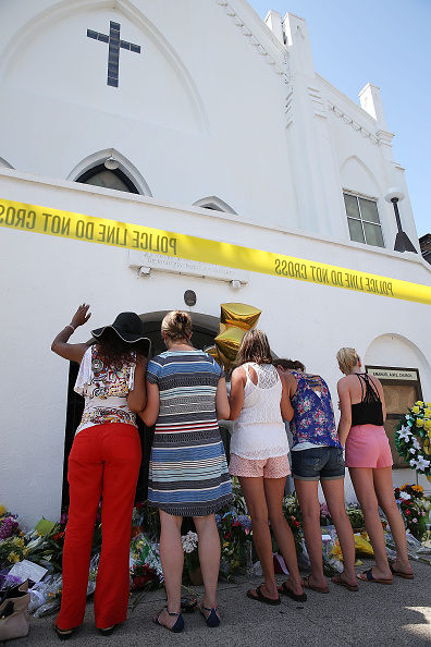 Emanuel AME Church - Charleston「Nine Dead After Church Shooting In Charleston」:写真・画像(12)[壁紙.com]