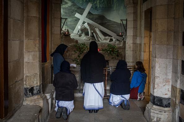 Old Town「Easter Celebrations in Jerusalem」:写真・画像(15)[壁紙.com]