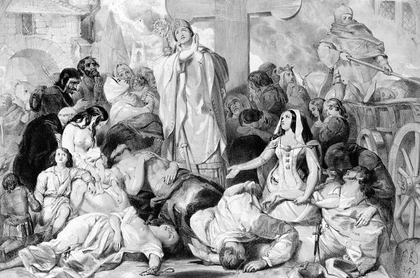 Bubonic Plague「The Black Death」:写真・画像(0)[壁紙.com]