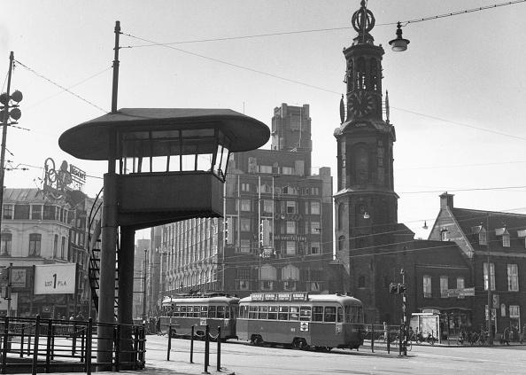 Netherlands「Tram Terminus」:写真・画像(2)[壁紙.com]