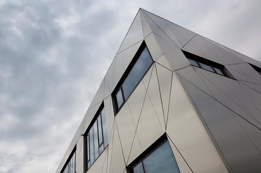 Corner「Austria, Asten, company building」:スマホ壁紙(17)