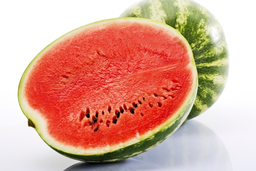 スイカ「Sliced watermelon, close-up」:スマホ壁紙(18)