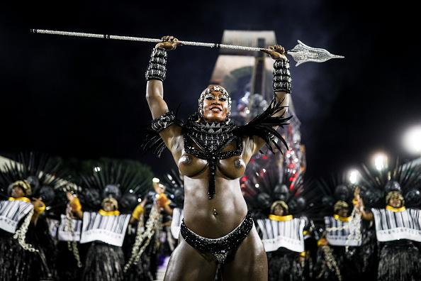 Cultures「Rio Carnival 2019 - Day 1」:写真・画像(2)[壁紙.com]