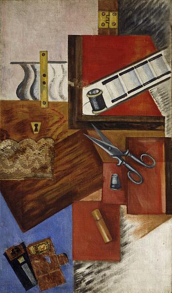 Painting - Activity「Sewing Box 1915」:写真・画像(6)[壁紙.com]
