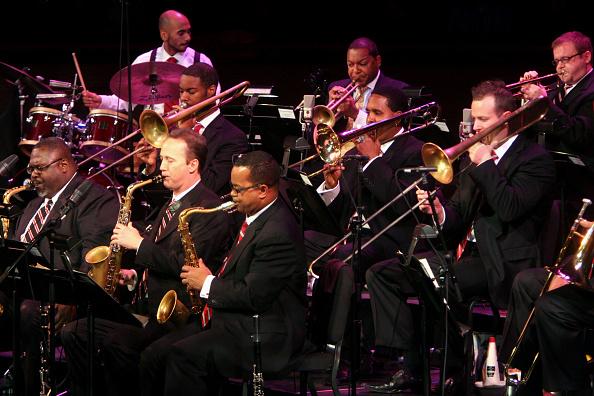 金管楽器「Jazz At Lincoln Center」:写真・画像(9)[壁紙.com]