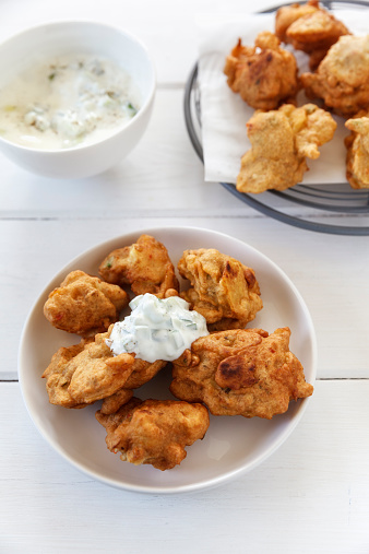 Pakora「Indian fried snack Pakora」:スマホ壁紙(9)