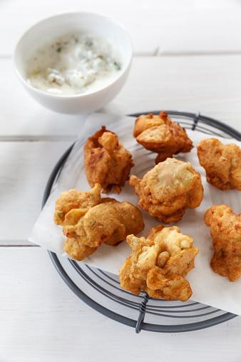 Pakora「Indian fried snack Pakora」:スマホ壁紙(4)