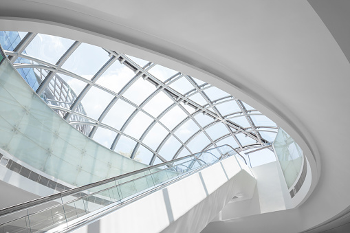 Escalator「Modern escalator」:スマホ壁紙(16)