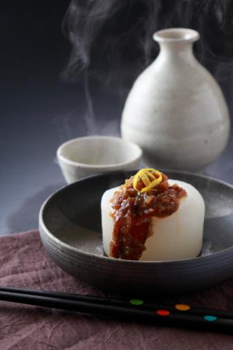 Sake「Boiled daikon radish」:スマホ壁紙(17)