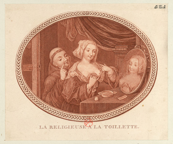 Household Fixture「The Nun At The Toilet」:写真・画像(14)[壁紙.com]
