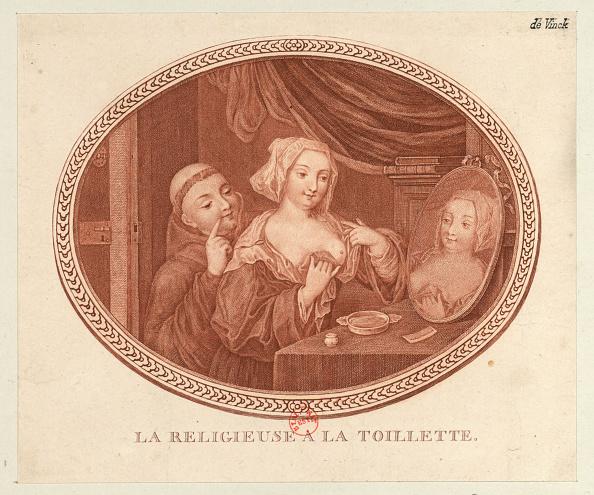 Dresser「The Nun At The Toilet」:写真・画像(0)[壁紙.com]