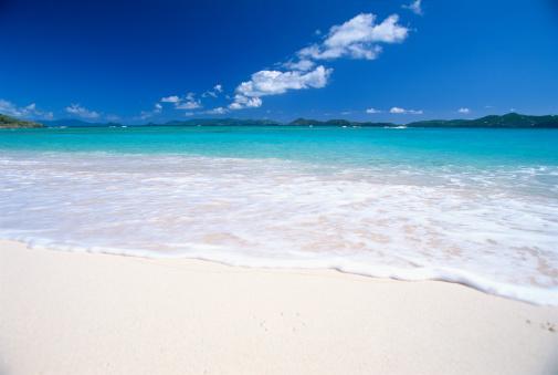 南国「Beach and ocean」:スマホ壁紙(16)