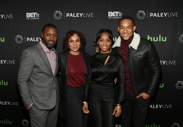 "Paley Center for Media「BET Presents ""An Evening With 'The Quad'"" At The Paley Center」:写真・画像(3)[壁紙.com]"